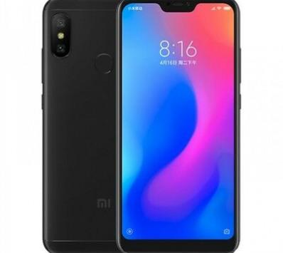 NUEVO XIAOMI MI A2 LITE 3GB/32GB DUAL SIM - BLACK